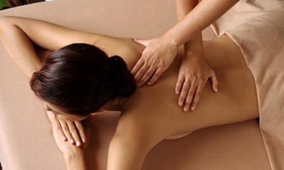 Приятный массаж спины в домашних условиях видео