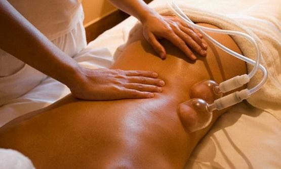Вакуумный массаж в Оренбурге
